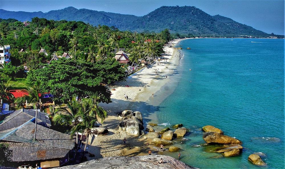 Kho Samui Thailand Best beaches