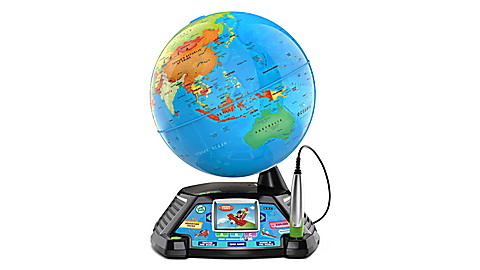 Leap Frog Magic Adventures World Globe