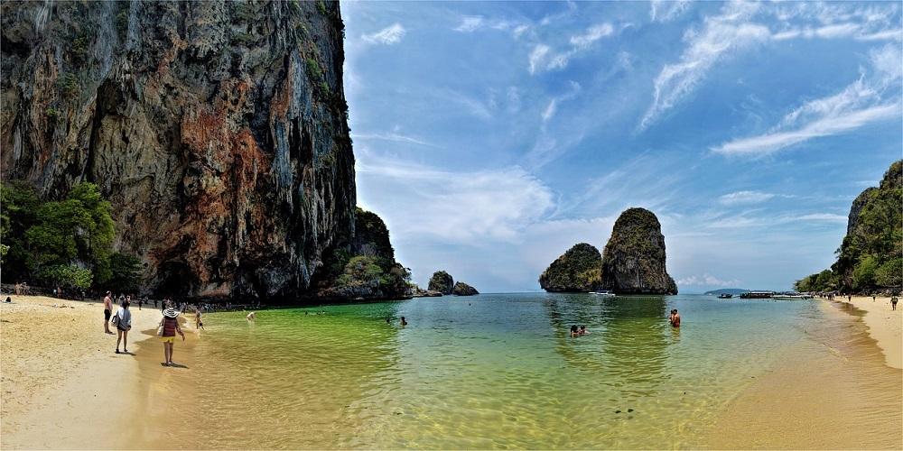 Phra Nang Beach, Krabi Beautiful Beaches Thailand