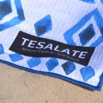 Tesalate Sand Free Beach Towel – Your Summer Essential for Families!