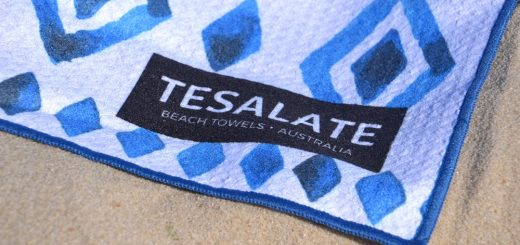 Tesalate Beach Towels Australia