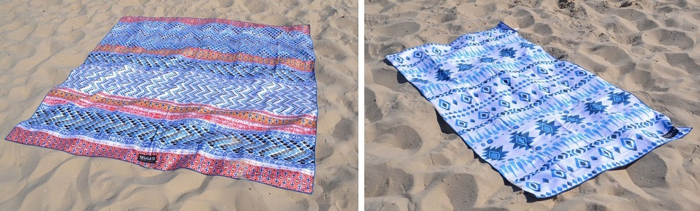 Tesalate Beach Towels Single and Double