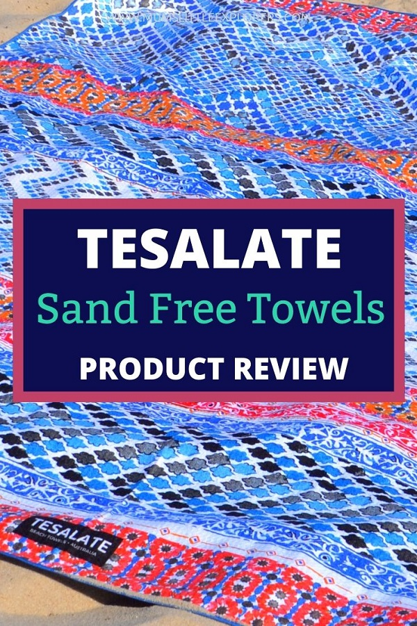 Tesalate Sand Free Towel Review