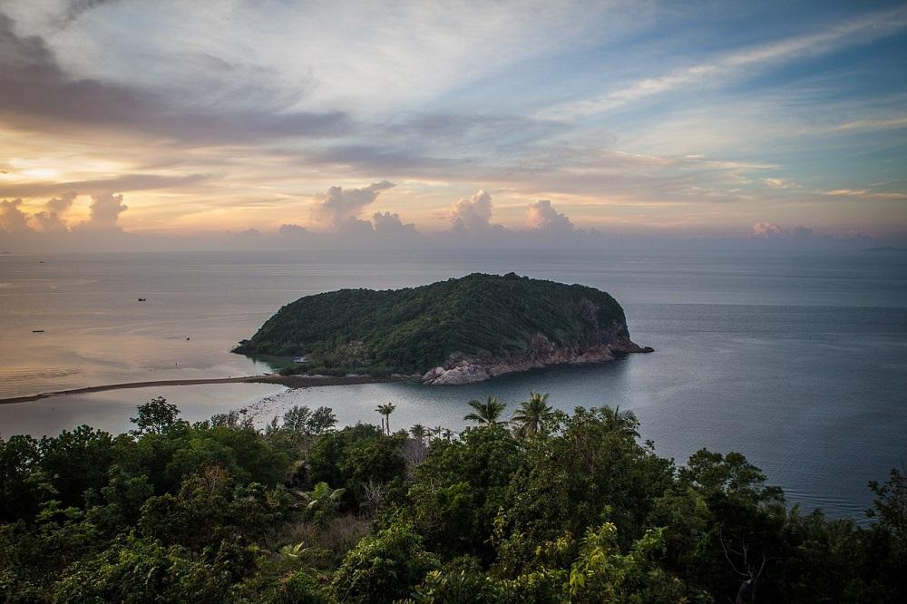 The Haad Mae Beach Ko Ma Beach Thailand