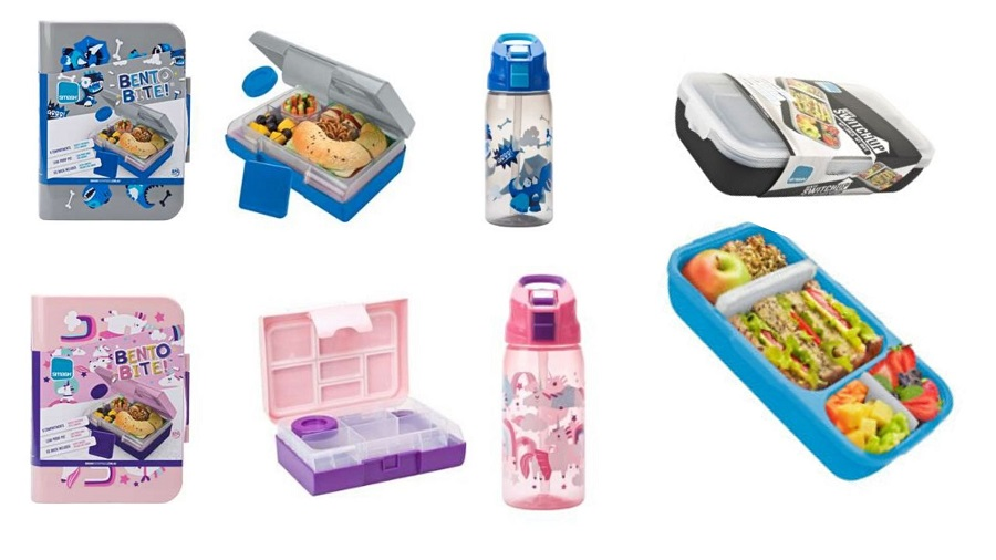 Travel Gifts for Kids - Lunch boxes