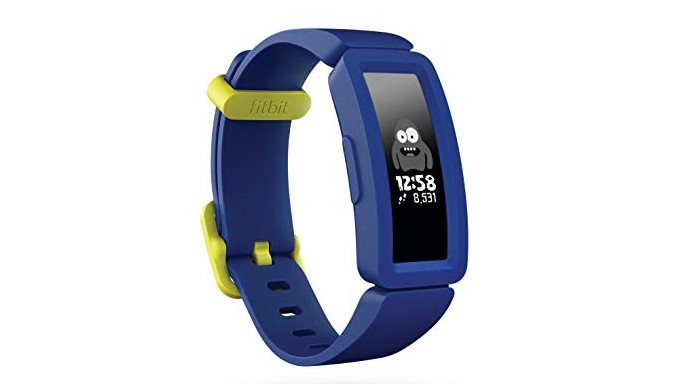 Fitbit for Kids - Gift ideas for kids who travel