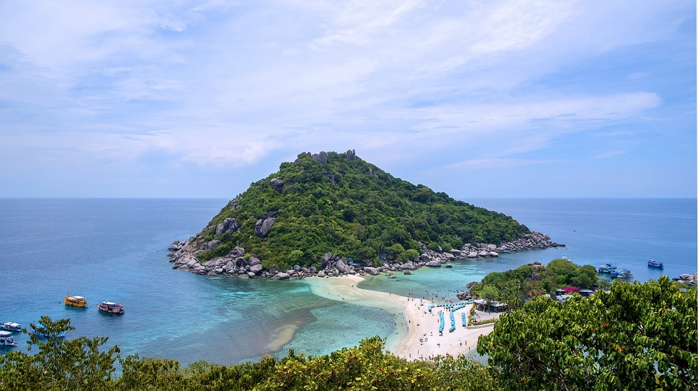 Ko Nang Yuan Best Beaches Thailand