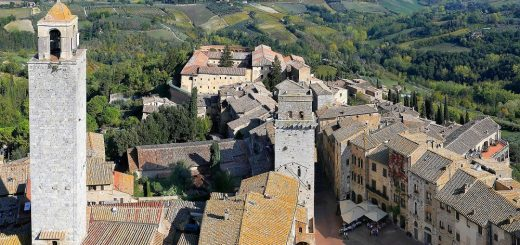 San Gimignano - Day Trips from Florence