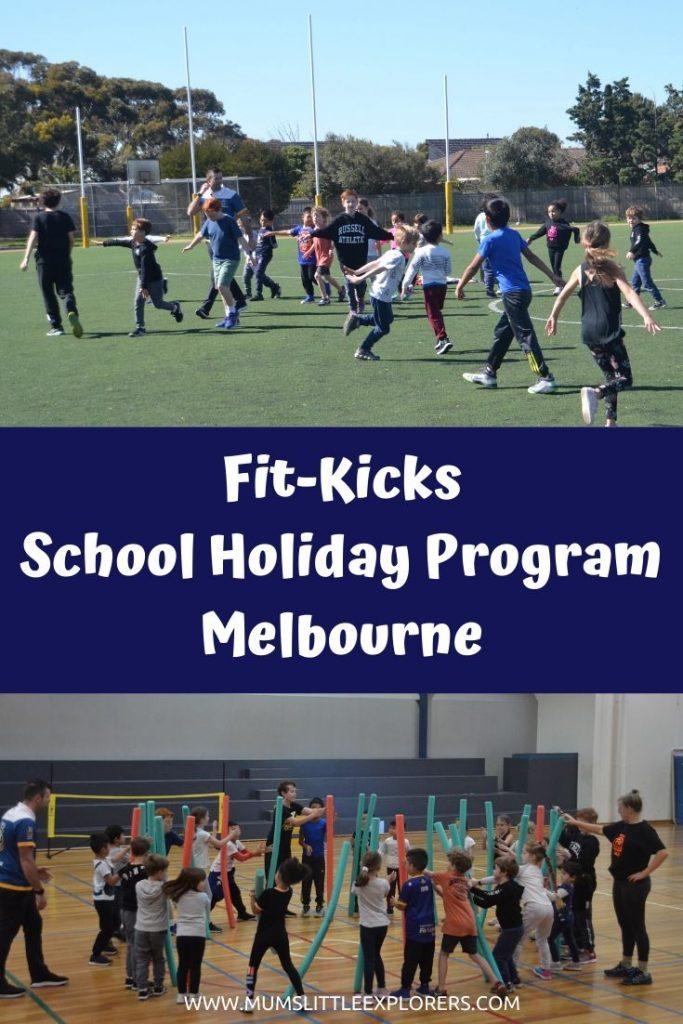 Fit-Kicks School Holiday Program Melbourne
