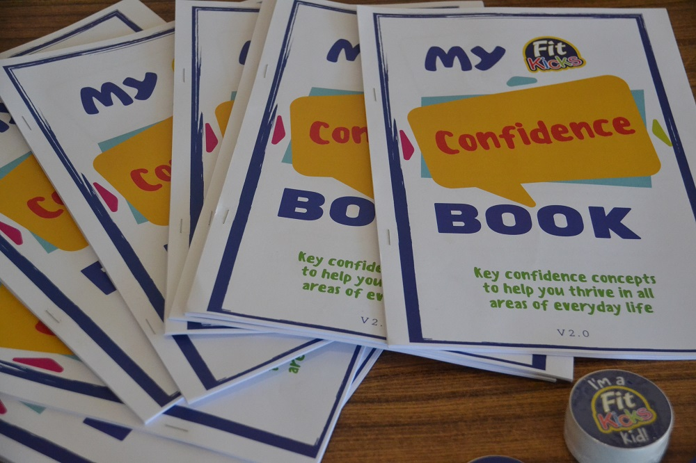 Fit-Kicks Confidence Books