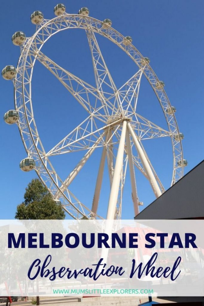 Melbourne Attractions - Melbourne Star Observation Wheel