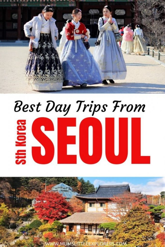 Best Day Trips from Seoul South Korea