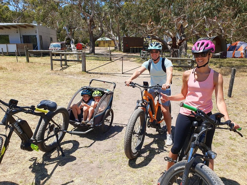 Bimbi Park Ebike Tour