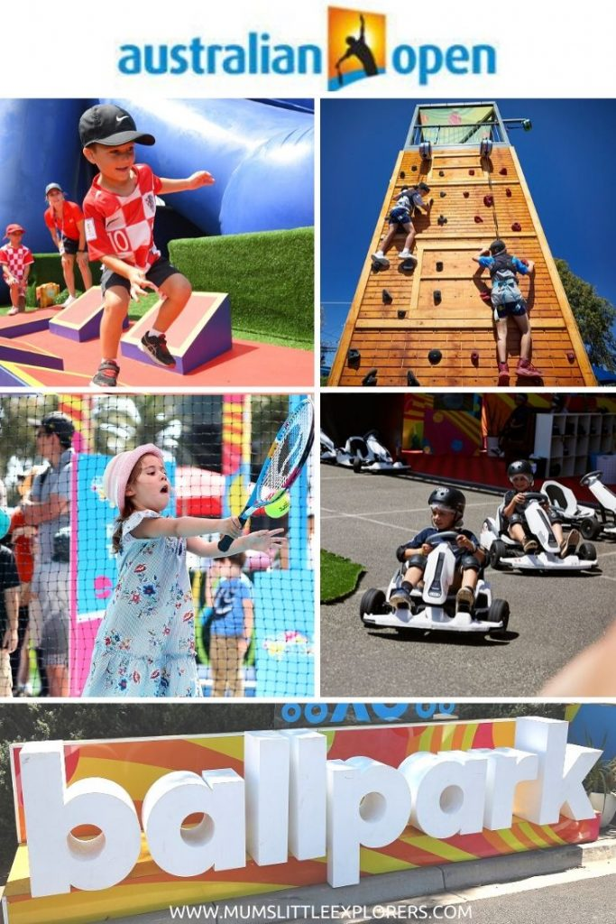 Australian Open Activities for Kids