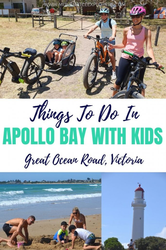 Things to do in Apollo Bay with Kids