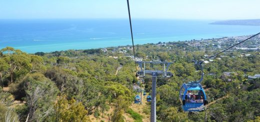 Arthurs Seat Eagle Gondola Mornington Peninsula