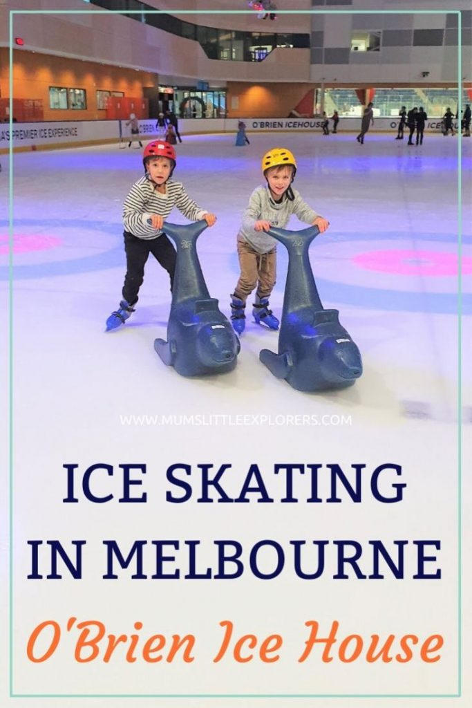 Ice Skating in Melbourne at O'Brien Ice House