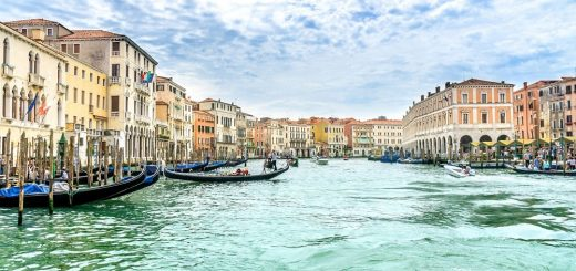 Things to do in Venice for families with kids