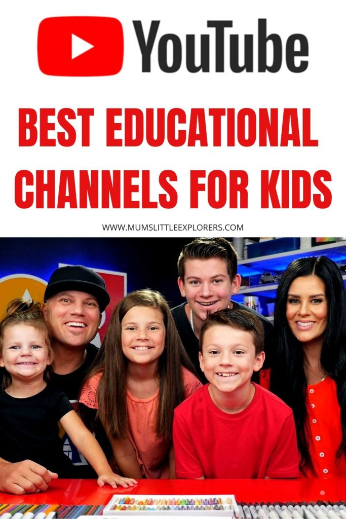 Best Educational YouTube Channels for Kids