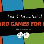 10 Fun & Educational Board Games for Kids