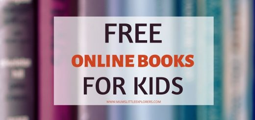 Free story books online for kids