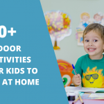 50 Things To Do with Kids at Home | Fun Indoor Activities for Kids
