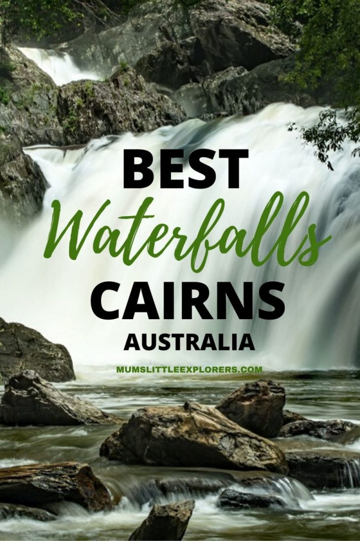 Best Waterfalls in Cairns Australia