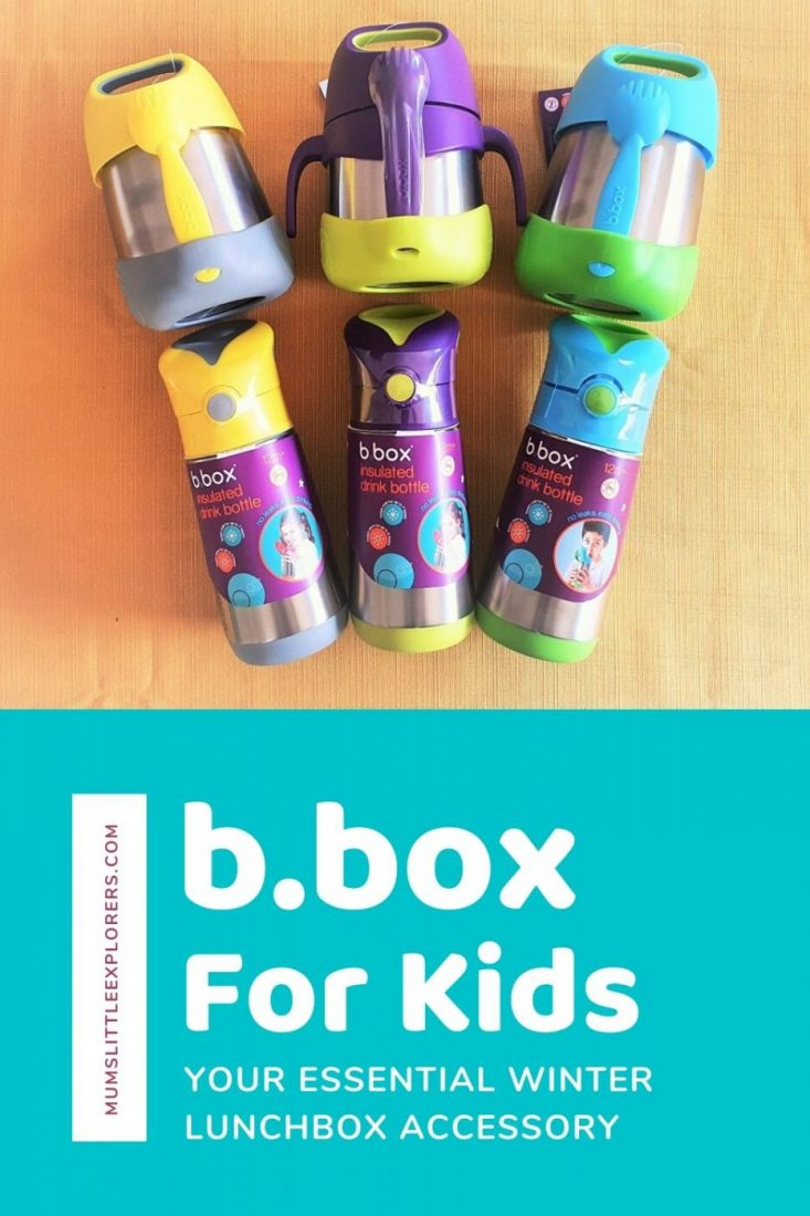 bbox Insulated food jar and drink bottle review