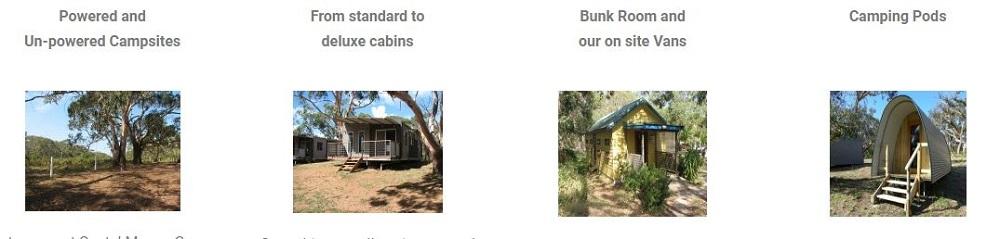 Bimbi Park Accommodation