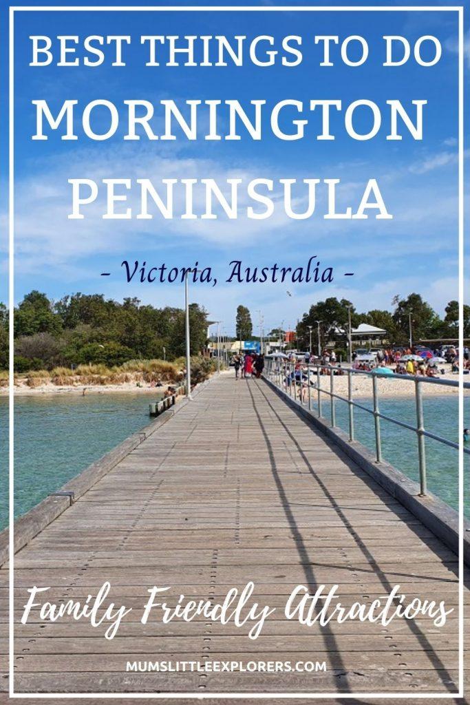 Things to do Mornington Peninsula with Kids