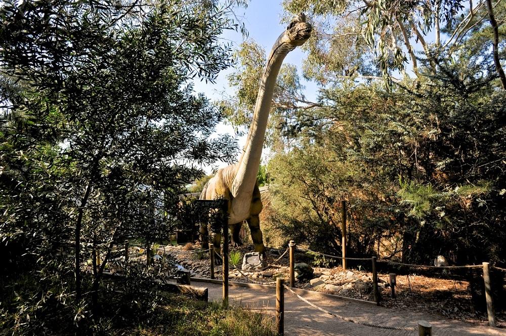 dinosaur world Mornington Peninsula with Kids