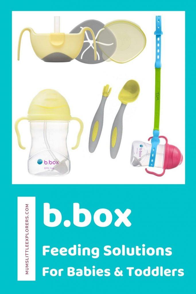 Bbox Baby Feeding Products