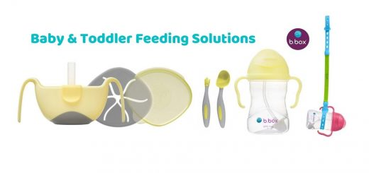 Feeding Babies and Toddlers with Bbox