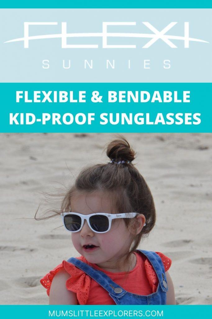 Kid Proof Sunglasses from Flexi Sunnies