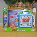 Leapfrog 100 Words English-Chinese Book with Activity Guide