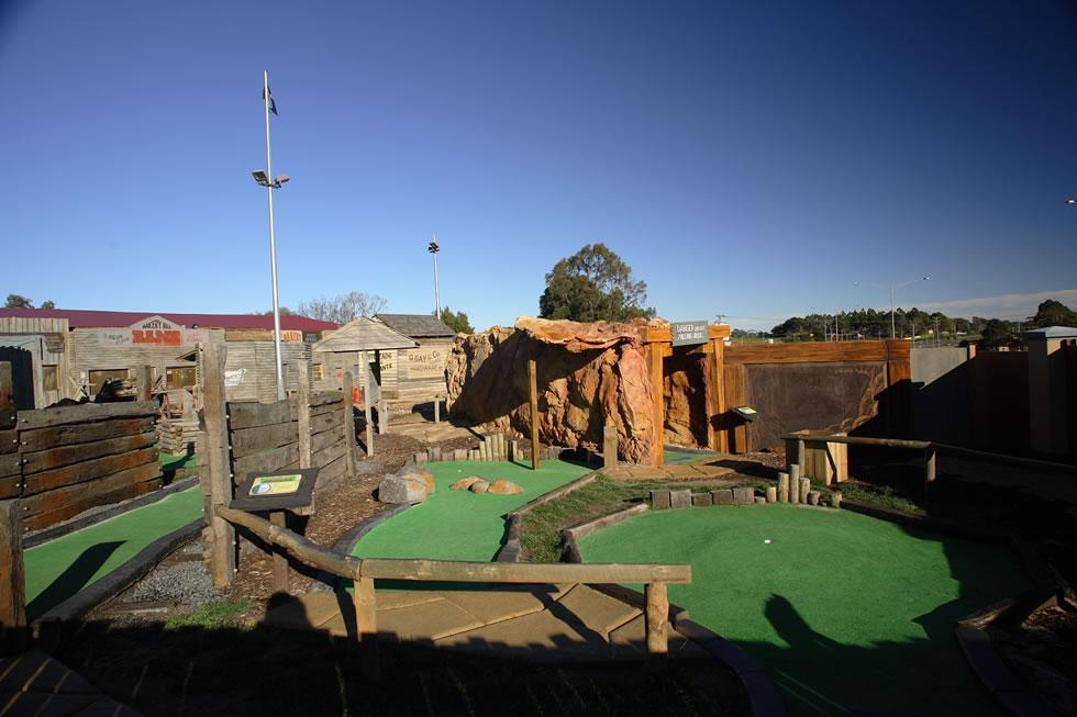 Ballarat Mini Golf
