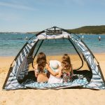 Easiest Pop Up Beach Tent You Will Ever Use | FORSUNPLAY