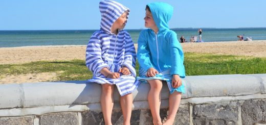 Sammimis Hooded Towels for Kids