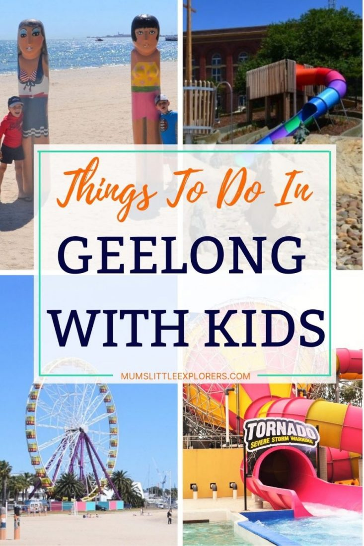Things to do in Geelong with Kids