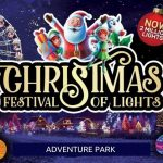 Christmas Festival of Lights at Adventure Park – December 2020