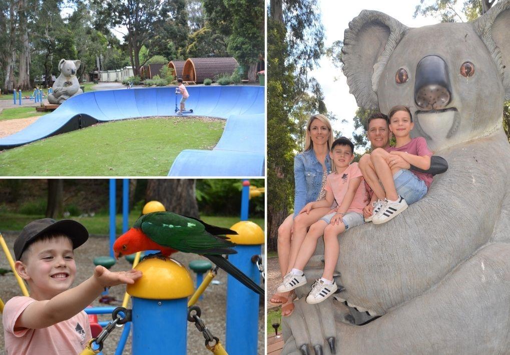 Big 4 Yarra Valley Playground