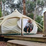 Glamping in the Yarra Valley, Victoria – Big 4 Holiday Park