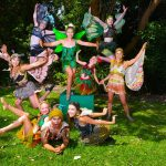 Tinkerbell and the Dream Fairies at Ripponlea House & Gardens