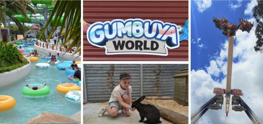 Gumbuya World Melbourne Theme Park