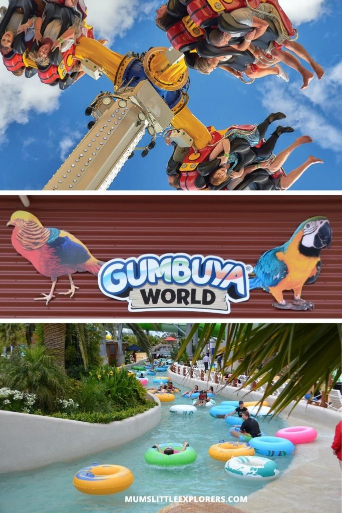 Gumbuya World Theme Park Melbourne