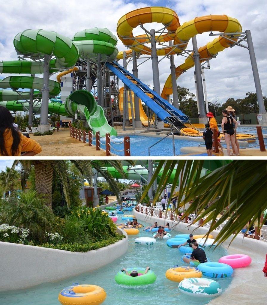 Oasis Springs Gumbuya Park