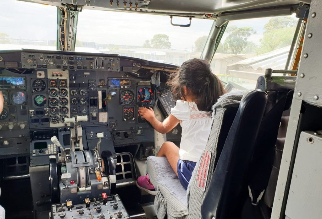 Australian Aviation Museum Moorabbin