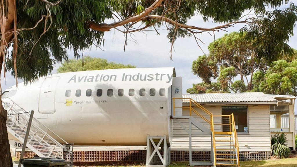 Australian Aviation Museum Planes 2