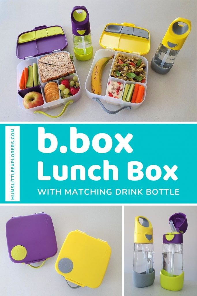 Bbox lunch box and drink bottle review
