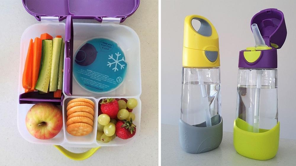 Bbox lunch box drink bottle